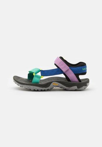KAHUNA - Walking sandals - multicolor