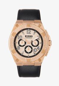 Versus Versace - ESTÈVE - Kronograf - black/light pink - 1