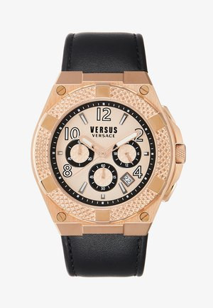 ESTÈVE - Chronograph watch - black/light pink