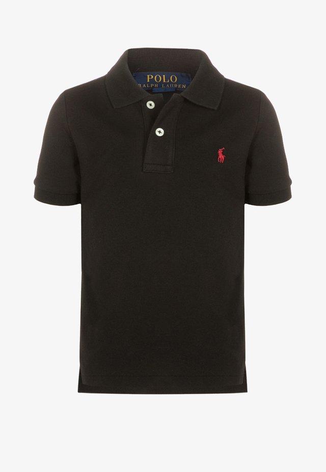 CLASSIC FIT - Polo shirt - polo black