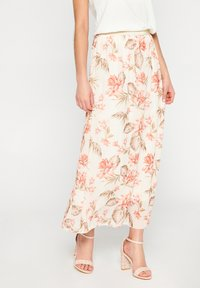 LolaLiza - Pleated skirt - white - 0