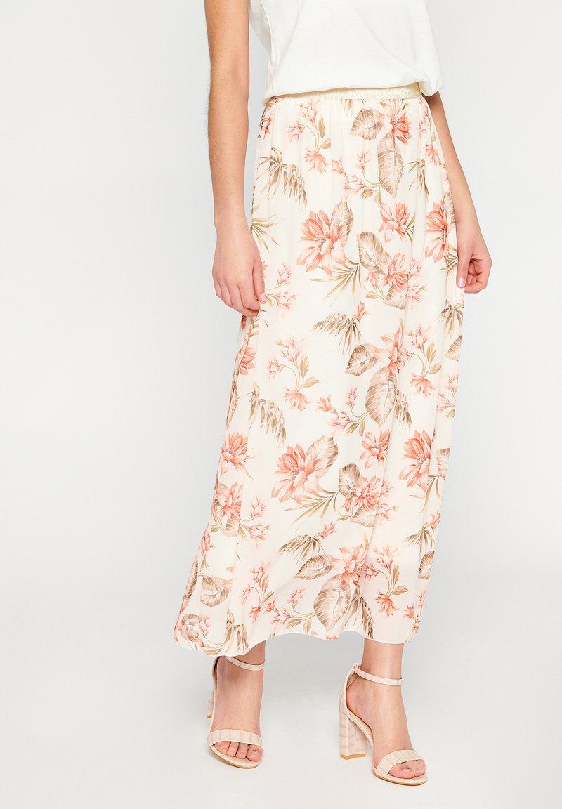 LolaLiza - Pleated skirt - white
