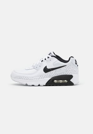 AIR MAX 90 UNISEX - Trainers - white/black