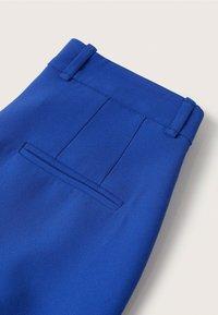 Mango - Broek - blauw - 6