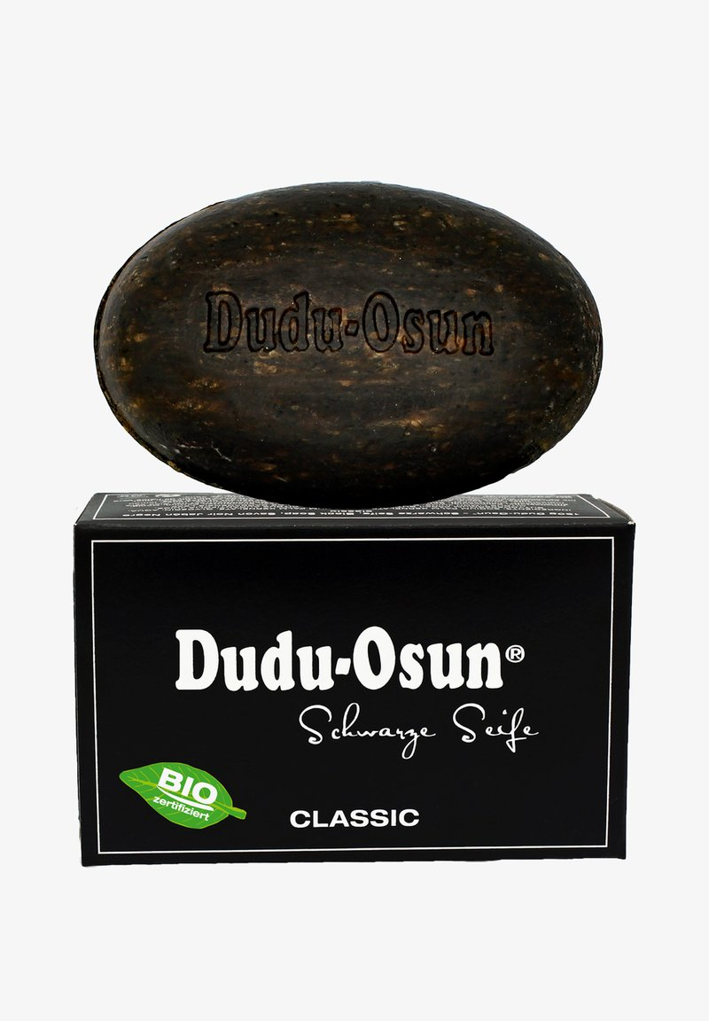 Dudu-Osun® - SCHWARZE SEIFE CLASSIC AUS AFRIKA MIT PARFÜM 150 G - Soap bar - -