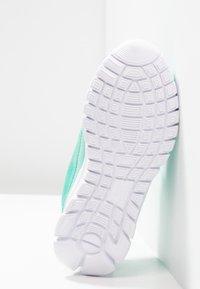 Kappa - FOLLOW UNISEX - Sportschoenen - mint/navy - 5