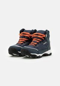 Viking - AKKARVIK WP UNISEX - Hiking shoes - navy - 1