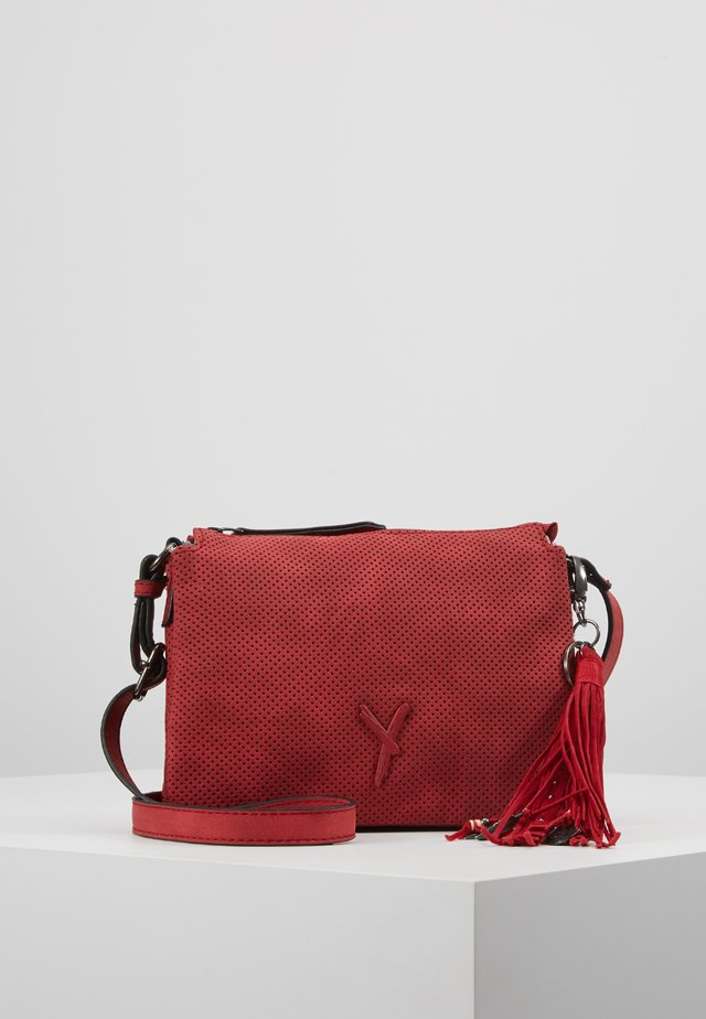 ROMY BASIC - Olkalaukku - red