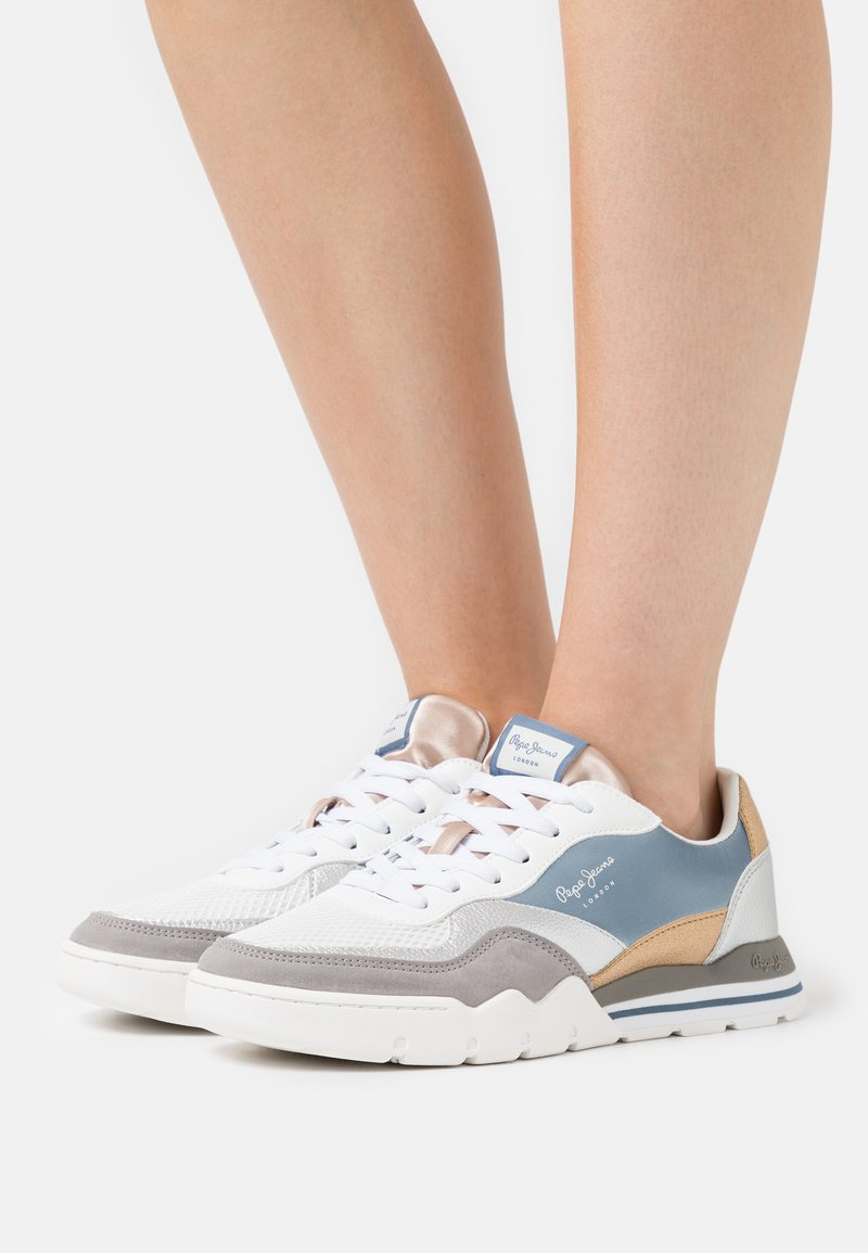 Pepe Jeans - SIENA COOL - Zapatillas - thistle down