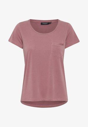Basic T-shirt - mesa rose