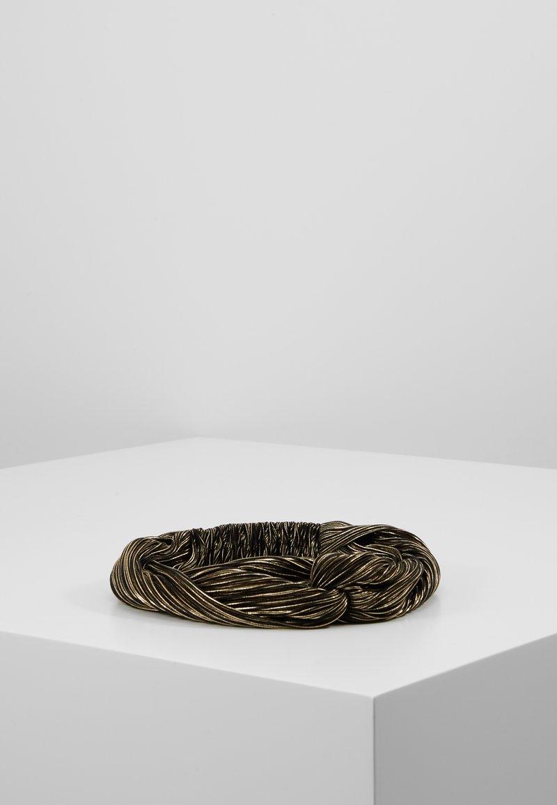 Becksöndergaard - LEXI HAIRBAND - Hair Styling Accessory - gold