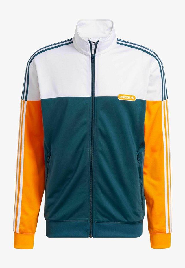 SPLIT FIREBIRD - Training jacket - wild teal
