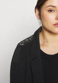 JUNAROSE - by VERO MODA - JRAGINA  - Short coat - black - 4