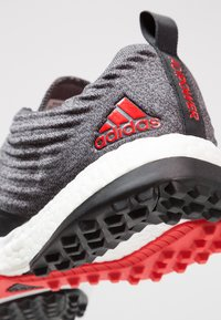 adidas Golf - ADIPOWER  4ORGED S - Golf shoes - red/black/white - 5