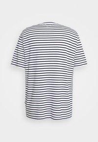 NN07 - KURT - T-shirt imprimé - navy stripe - 6
