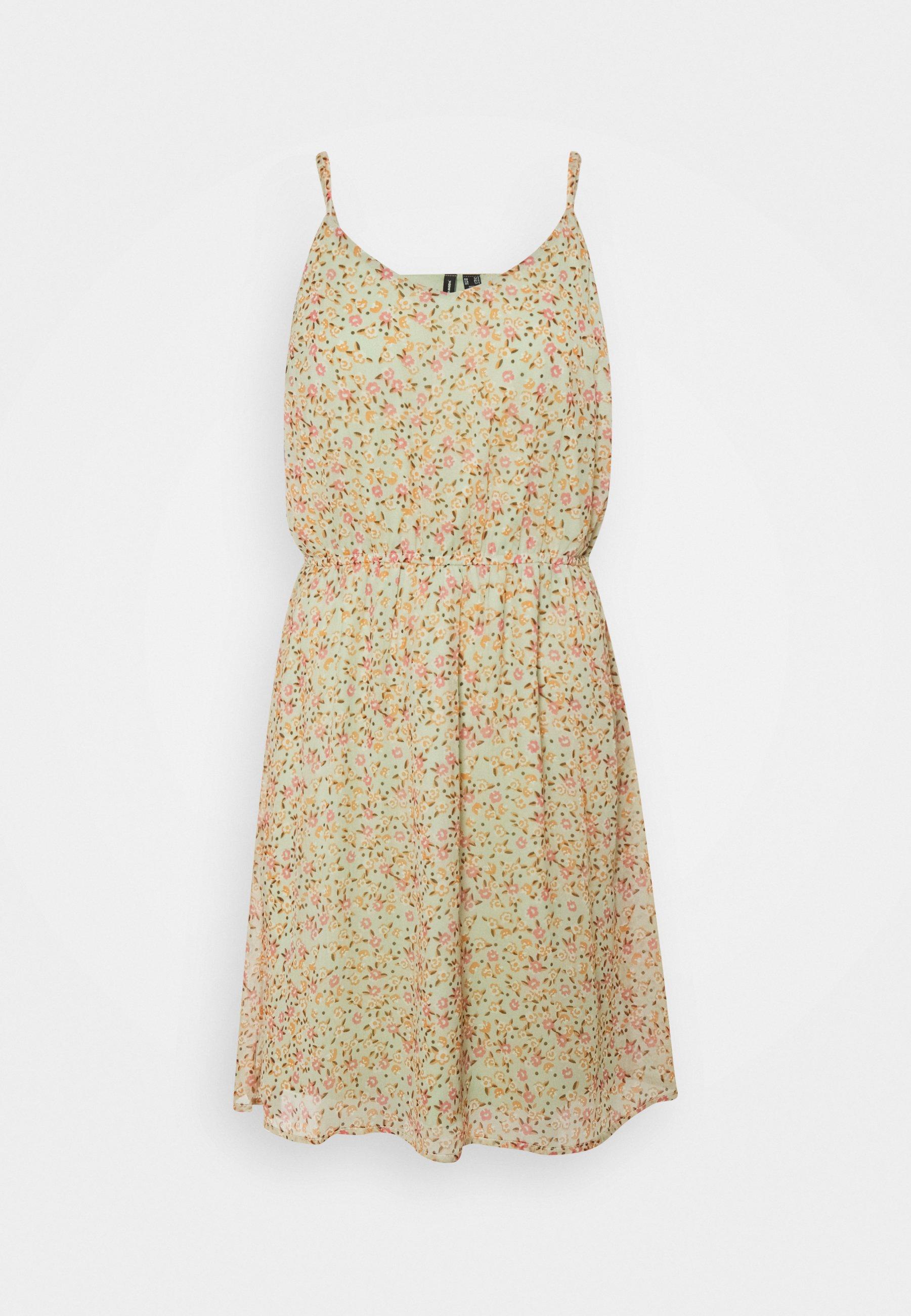 Damen VMKAY SINGLET SHORT DRESS - Freizeitkleid
