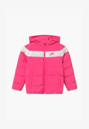 FILLED - Winter jacket - hyper pink