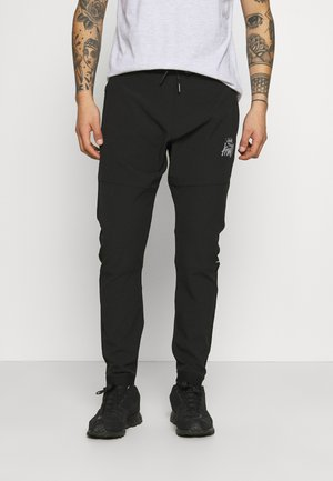 CRENSHAW - Trousers - black