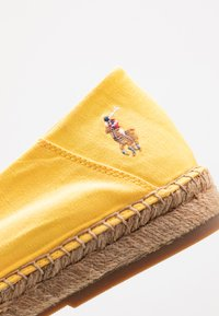 Polo Ralph Lauren - CEVIO - Espadrilles - chrome yellow - 5