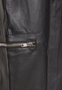 The Ragged Priest - PANTS HEAVY ZIPS - Kalhoty - black - 2