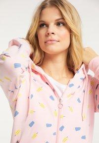 myMo - Zip-up hoodie - hellrosa - 3