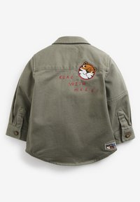 Next - SET - Shirt - khaki - 4