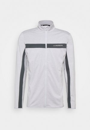 SEASONAL JARVIS - Trainingsvest - stone grey melange