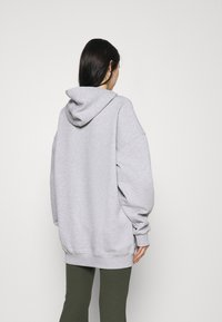 4th & Reckless - IRIANA HOODIE - Sweatshirt - grey - 2