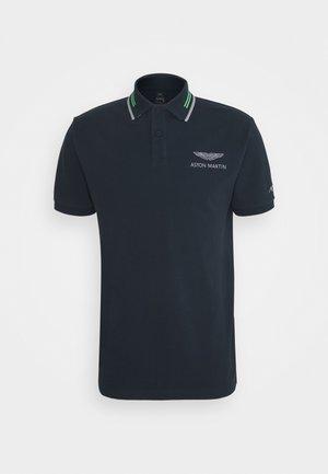 TIPPED - Poloshirt - navy