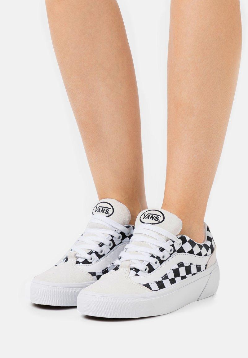 Vans - SHAPE NI - Sneakers - blanc de blanc/true white