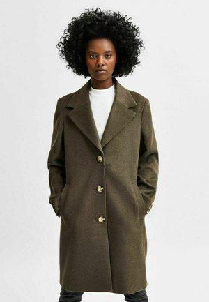 SLFNEW SASJA  COAT - Classic coat - tarmac