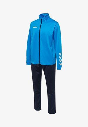 TWO PIECE SET - Training jacket - diva blue/marine