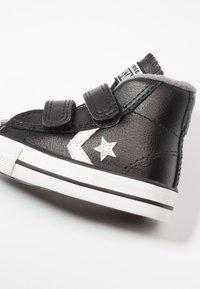 Converse - STAR PLAYER - Zapatillas altas - black/mason/vintage white - 2