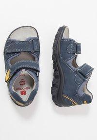 Elefanten - PRINCE - Sandals - blue - 0