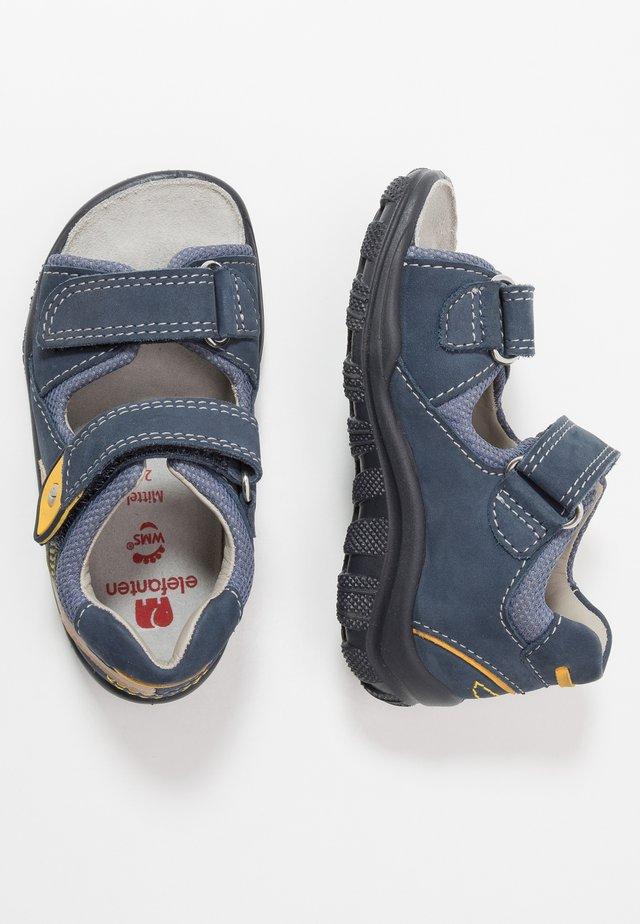 PRINCE - Sandals - blue