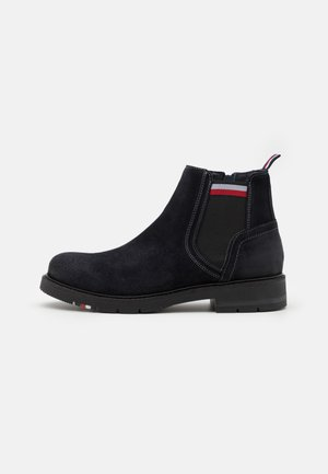 CORPORATE CHELSEA - Classic ankle boots - desert sky