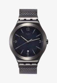 Swatch - MESH O'LIGHT - Orologio - black - 0