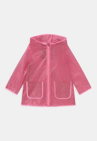 Marks & Spencer London - RAINBOW  - Waterproof jacket - pink - 0