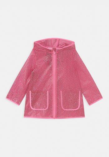 RAINBOW  - Waterproof jacket - pink