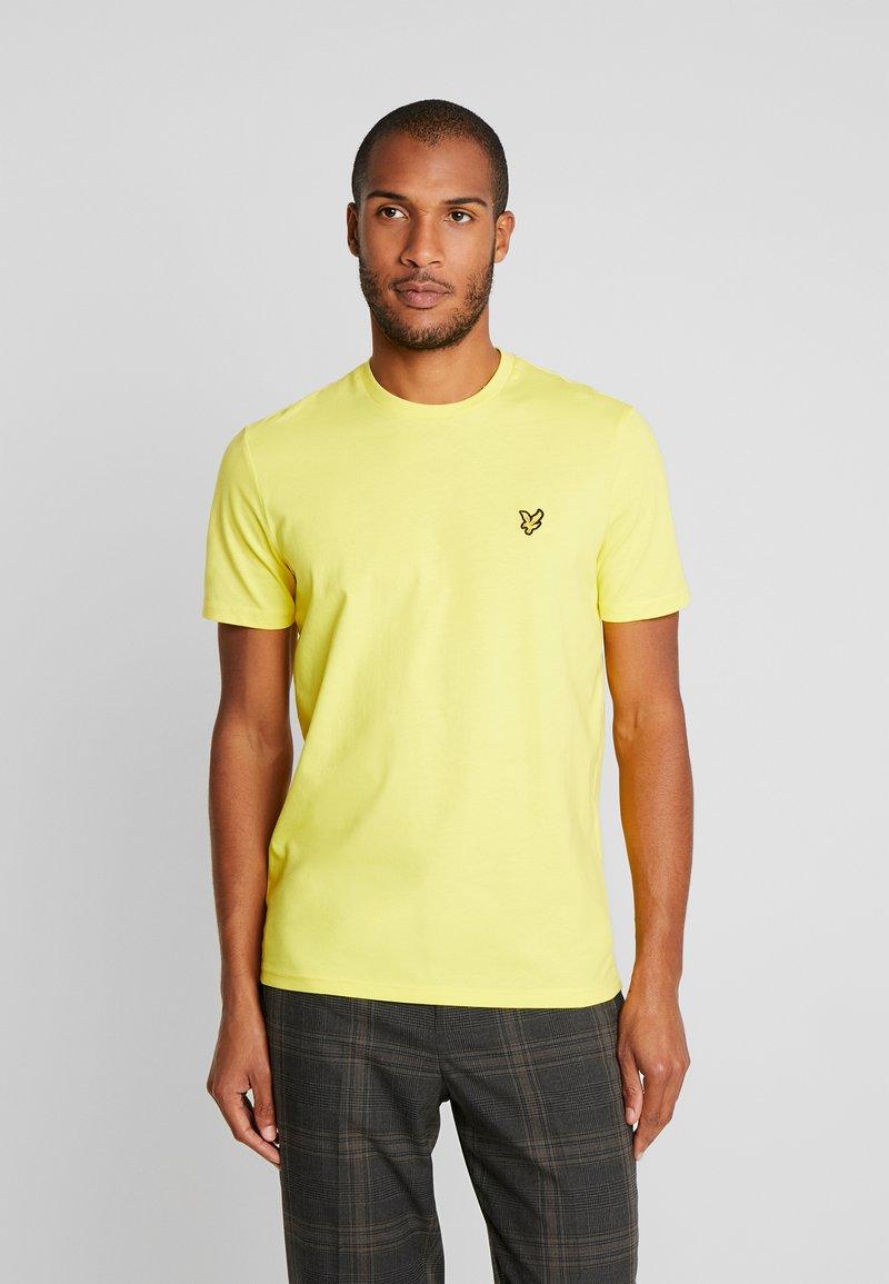 Lyle & Scott - T-shirt - bas - buttercup yellow