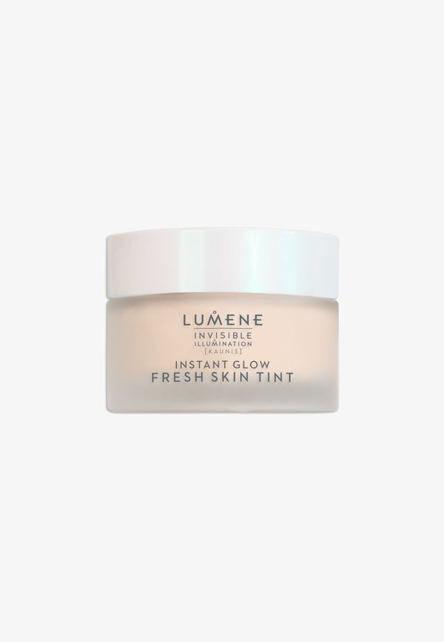 INVISIBLE ILLUMINATION [KAUNIS] INSTANT GLOW FRESH SKIN TINT - Krem tonujący - universal medium