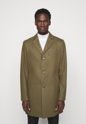 WOLGER COMPACT MELTON COAT - Classic coat - moss green