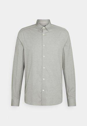 OXFORD SLIM - Shirt - lake green