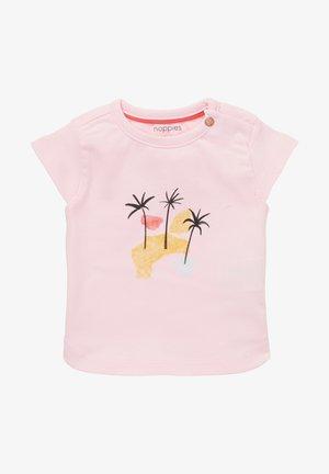 MEDULLA - Print T-shirt - primrose pink