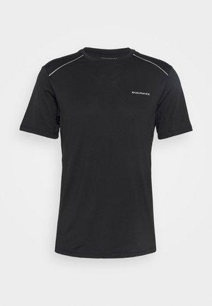 SHAMS TEE - T-shirt med print - black