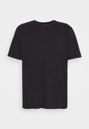 DERO - Basic T-shirt - black