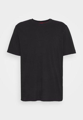 DERO - Basic T-shirt - black