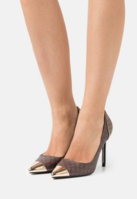 River Island - Tacones - brown - 0