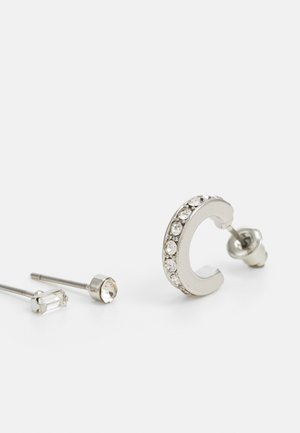 CRY MIX 6 PACK - Earrings - silver-coloured