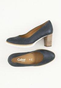 Gabor Comfort - Klassieke pumps - blue - 0